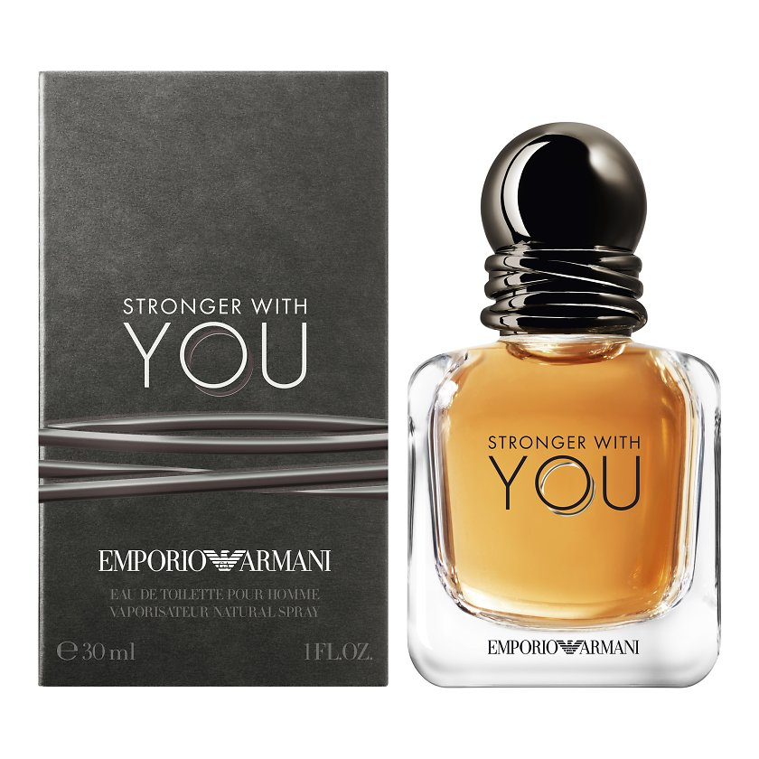 Armani Stronger With You туалетная вода 50мл
