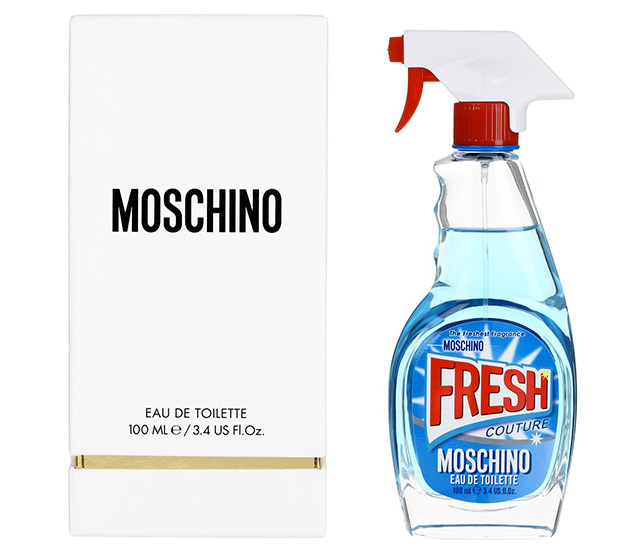 Moschino Fresh Couture туалетная вода 100мл TESTER