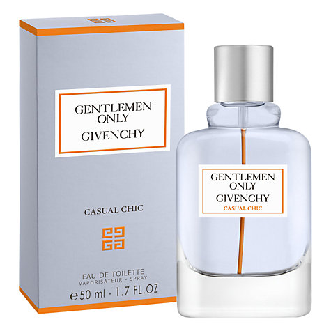 Givenchy Gentlemen Only Casual Chic туалетная вода 100мл TESTER