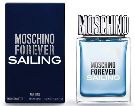 Moschino Forever Sailing туалетная вода 50мл