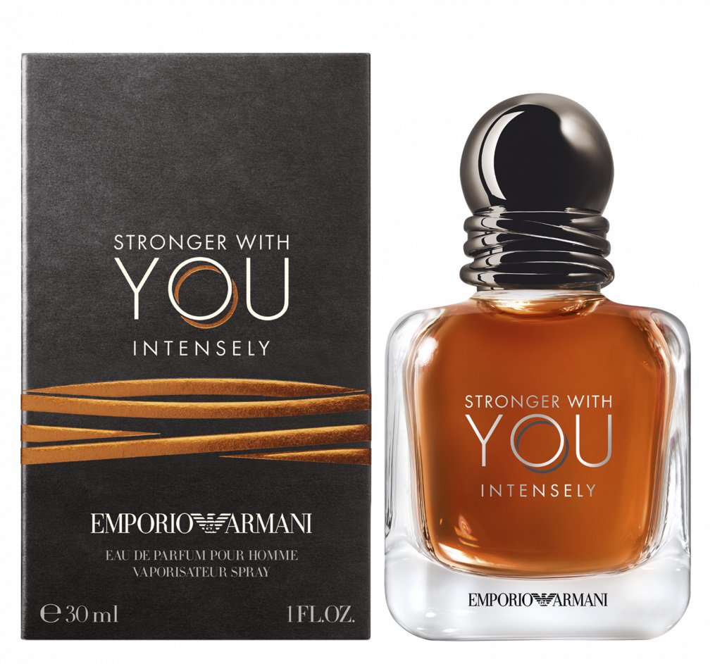 Emporio Armani Stronger With You Intensely парфюмированная вода 30мл
