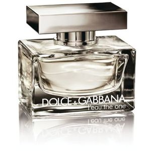 Dolce and Gabbana L'eau The One туалетная вода 50ml TESTER